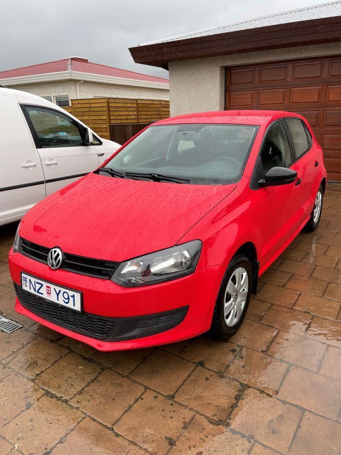 VW Polo with GPS Diesel 2011