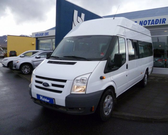 Ford Transit 4wd 2013