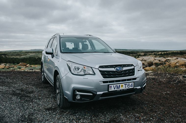 Subaru Forester 4x4 Automatic 2017