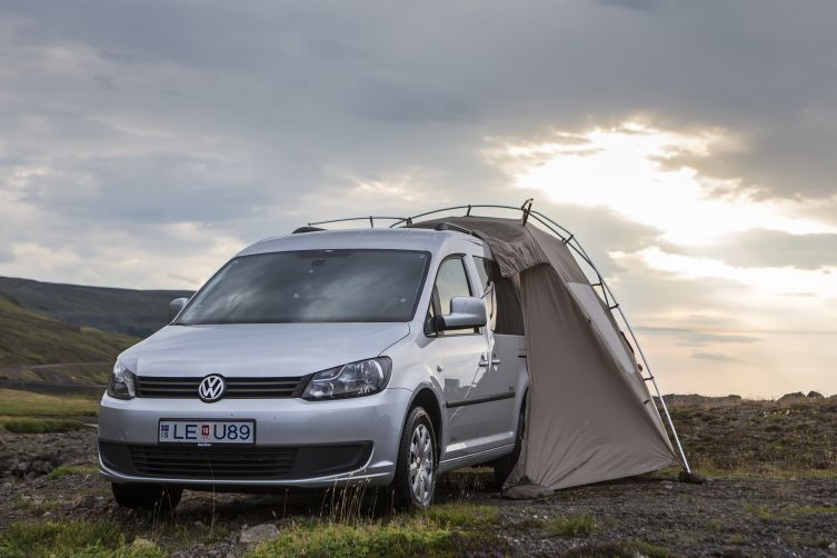 VW Caddy Campervan 2015